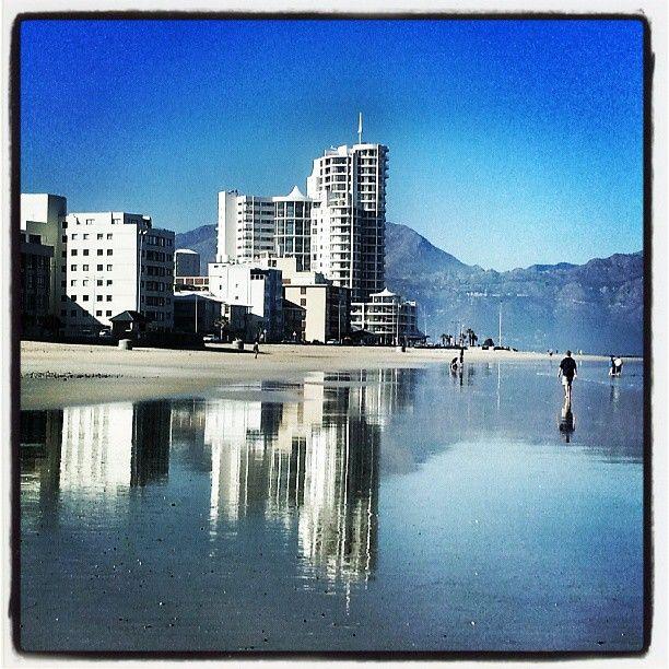 Strand beach, South Africa. @Daniel Morgan Morgan Morgan Morgan Morgan Zarem BM