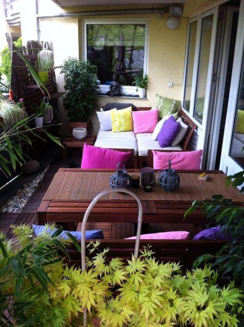 Över 1 000 bilder om balkon teras dekoru på pinterestverandor ...