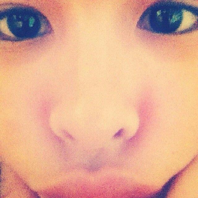 Her eyes ♡.♡
