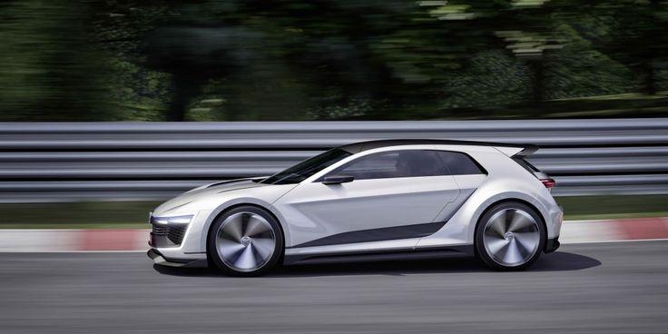 Golf GTE Sport Coupé Concept