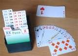 Love playing duplicate bridge