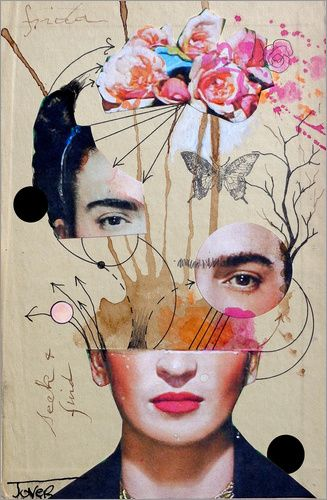 frida for beginners - © Loui Jover - Bildnr. 654748