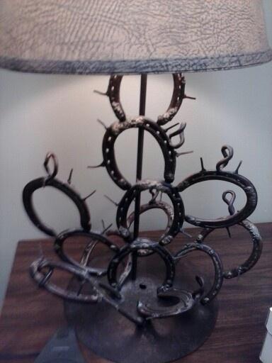 705 Best Horseshoe Crafts Images On Pinterest Horseshoe