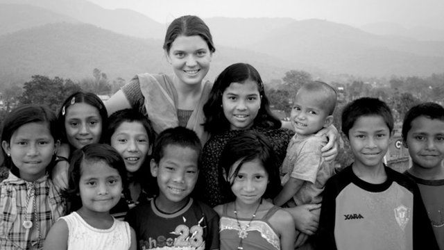 Maggie Doyne — Why the human family can do better by The Do Lectures. Most people on a gap year are content with just seeing the world. And not to try and change it. But on her return, Maggie decided to start a home in Nepal with the aim to sustain and improve the quality of life for children of Nepal. Her next big goal is to to build a school for the children.