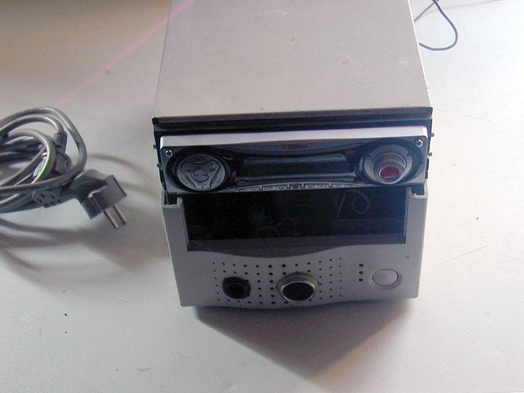 Autoradio im Festplattengehäuse