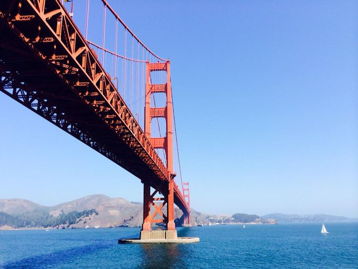 Rode our bikes across the Golden Gate Bridge today...don't forget to explore your hometown!