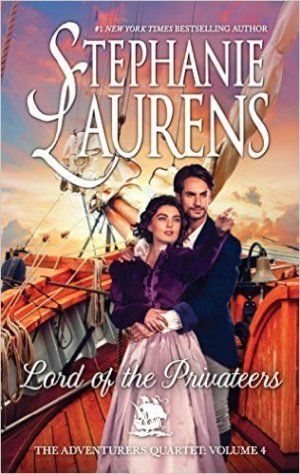 Spotlight & Giveaway: Lord of the Privateers by Stephanie Laurens | Harlequin Junkie | Blogging Romance Books | Addicted to HEA :)