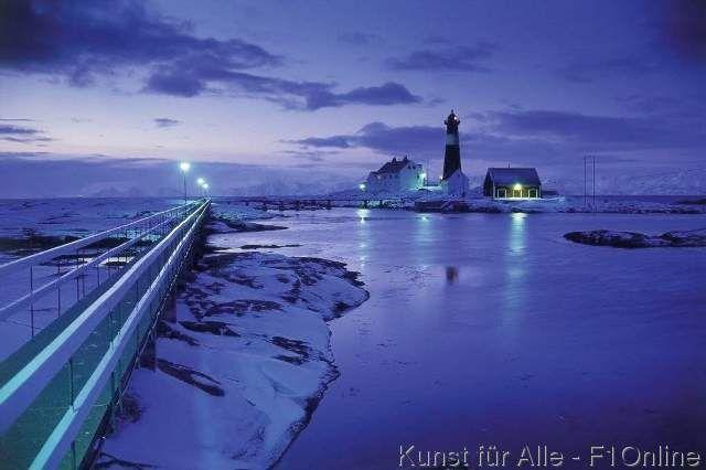 Küstendörfer, Küstendorf, Lofoten Island, Lichtstrahl, Leuchttürme