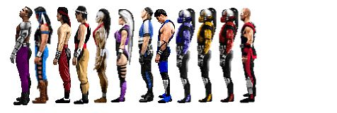 Awesome Mortal Kombat Animated Gif Images - Best Animations