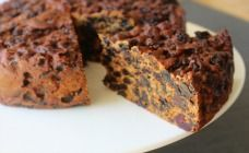 This 3 ingredient fruit cake just seems impossible until you get to the end and enjoy a deliciously moist cake!