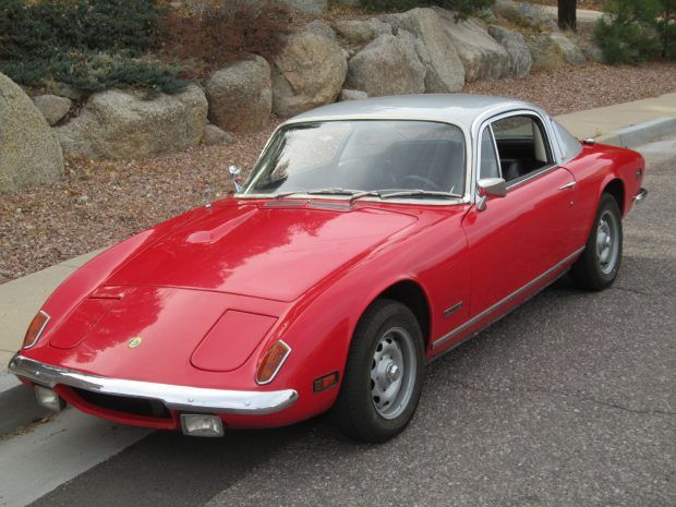 1972 lotus elan plus 2