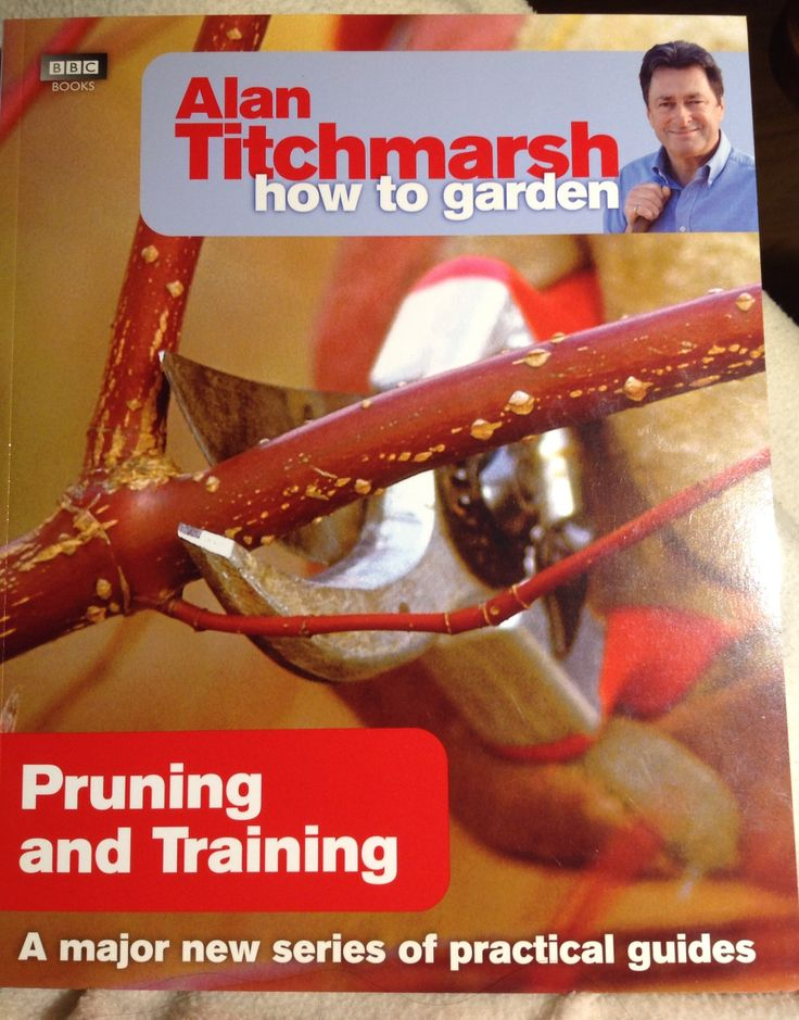 Alan Titchmarsh - How to garden...Pruning and Training, BBC, 2009