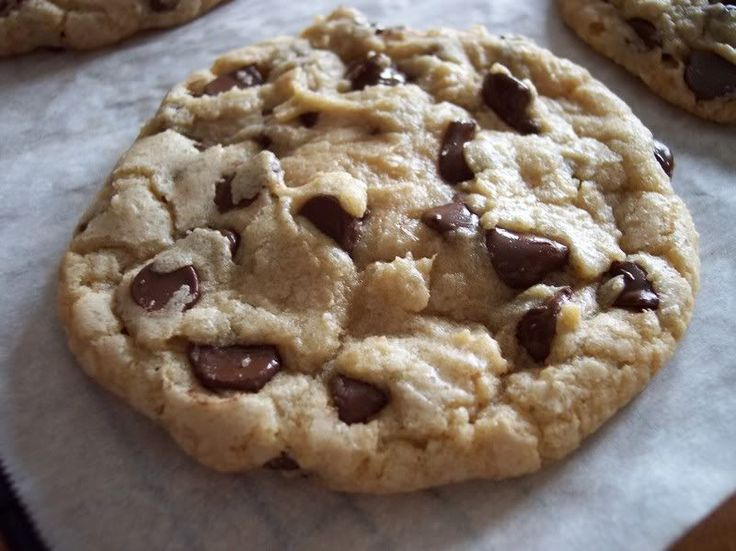 If you want big chewy cookies like you see in bakery windows, then this is the recipe for you!