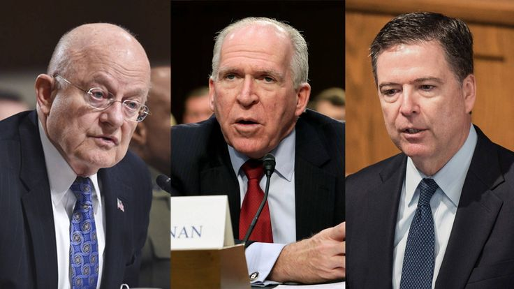 Journalist Glenn Greenwald examines the track record of intelligence chiefs, including CIA Director John Brennan, FBI Director James Comey and Director of National Intelligence James Clapper, who are meeting today with President-elect Donald Trump to give him a classified briefing on alleged Russian cyberthreats.