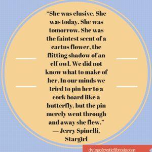 stargirl quote