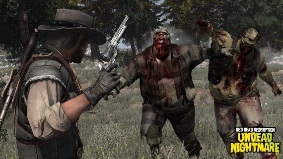 RDR: Undead Nightmare – review