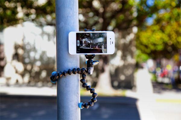 Полезнейшее устройство для любителей #Instagram и мобильной фотографии. #Joby