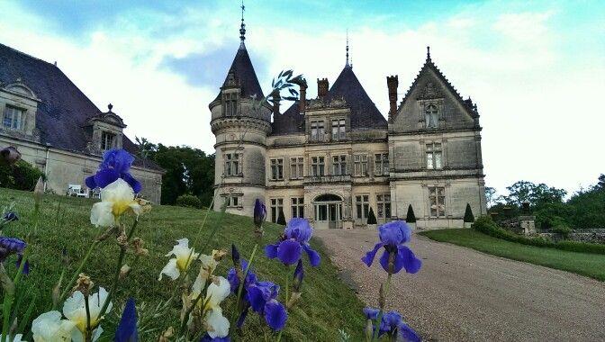 Chateau de Bourdeseire