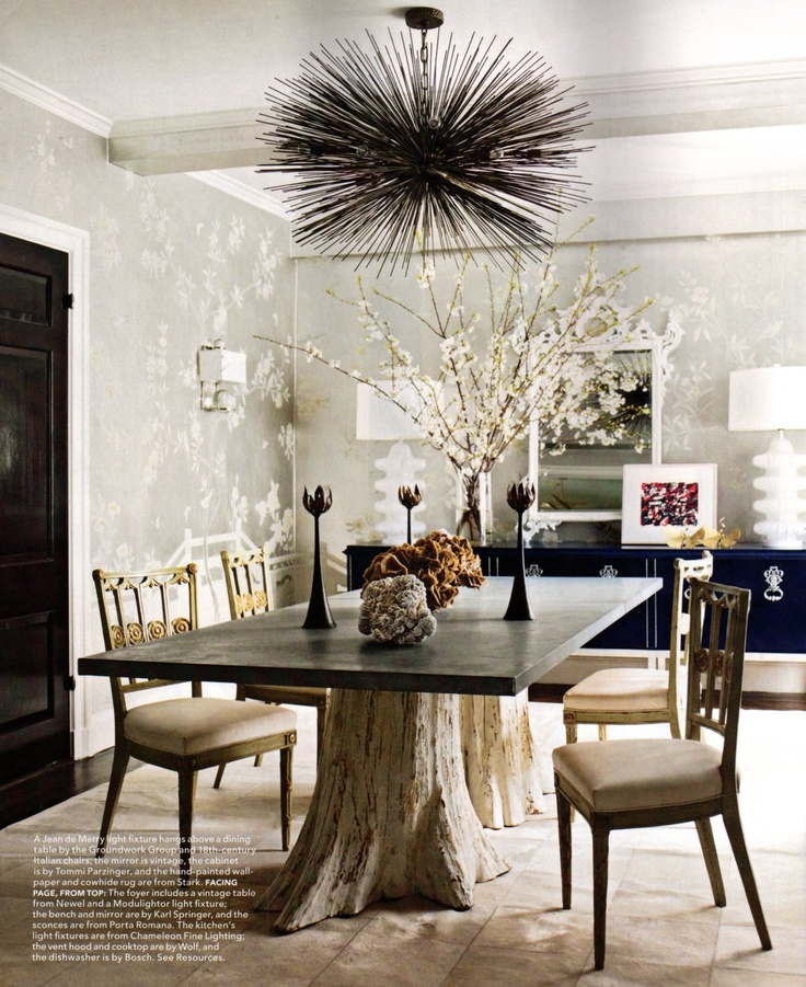 Amazing Love This Dining Table Base!