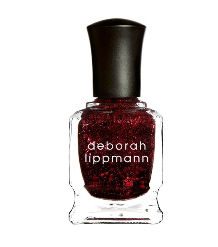 DEBORAH LIPPMANN ( new favorite nail polish) Ruby Red Slippers =)