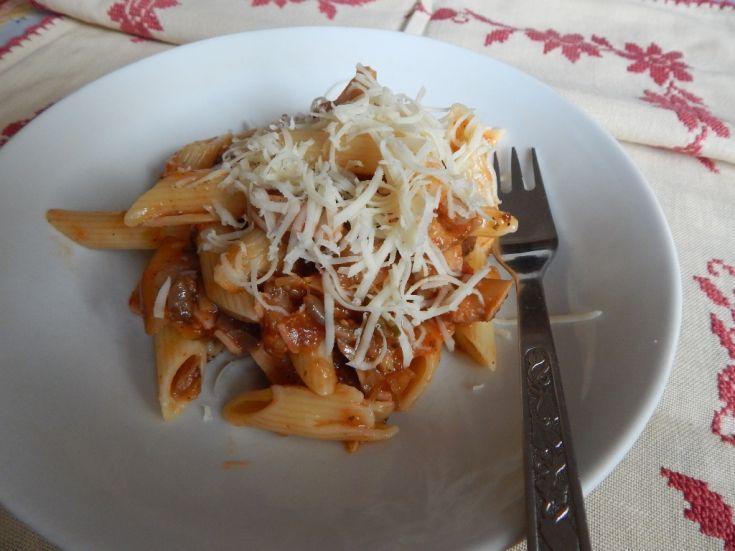 Fotorecept: Hliva po taliansky