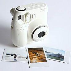 Fuji Instant Camera, $85