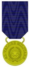 Medaglia d'oro al valor militare - Wikipedia
