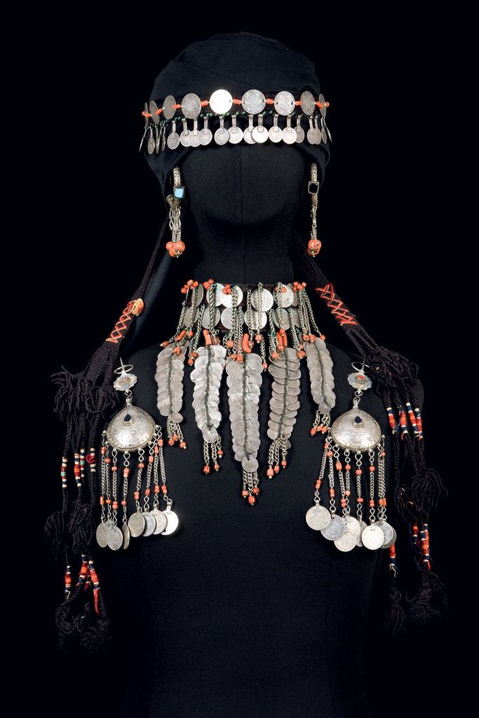 On View | The Berber Decorative Tradition, an Inspiration to Yves Saint Laurent