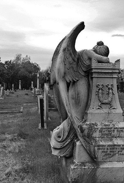 "The ""Weeping Angel"" is very powerful."