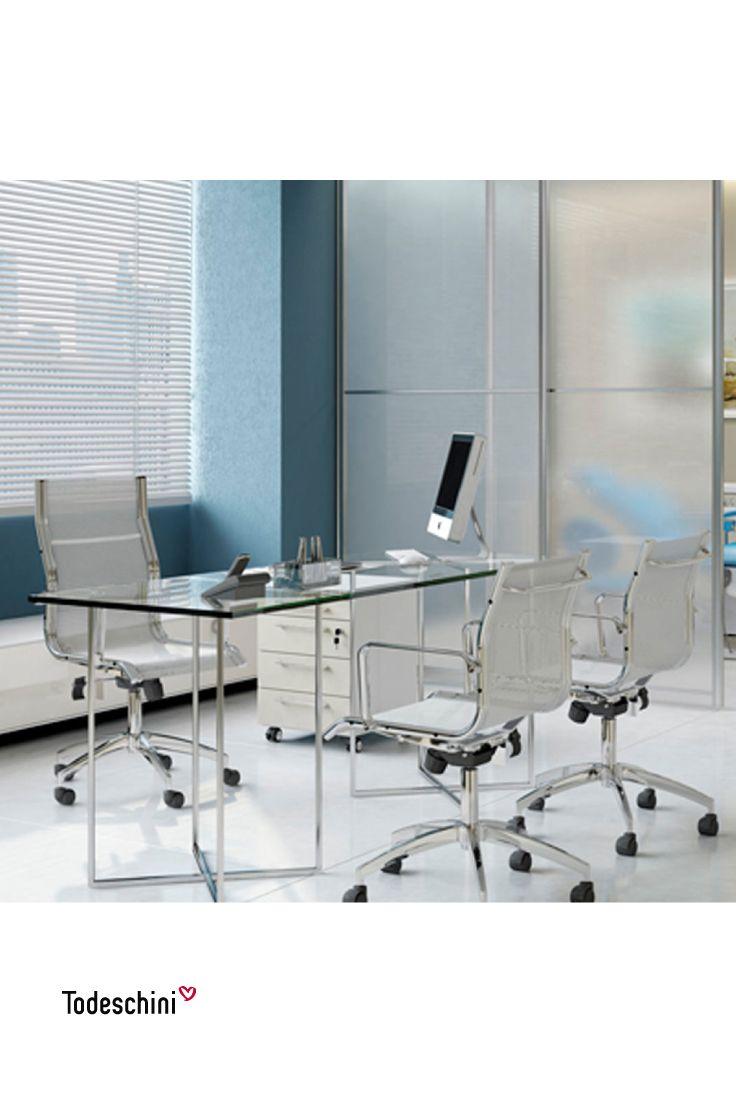 Diseñamos ambientes corporativos, entre ellos, consultorios médicos para que tus pacientes se sientan atendidos como en casa. #Diseñodeinteriores #Decoración #Todeschini #ambientes #arquitectura #mueblesamedida