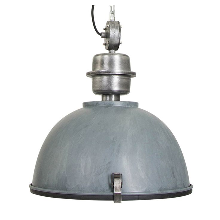 Blauwe hanglamp core
