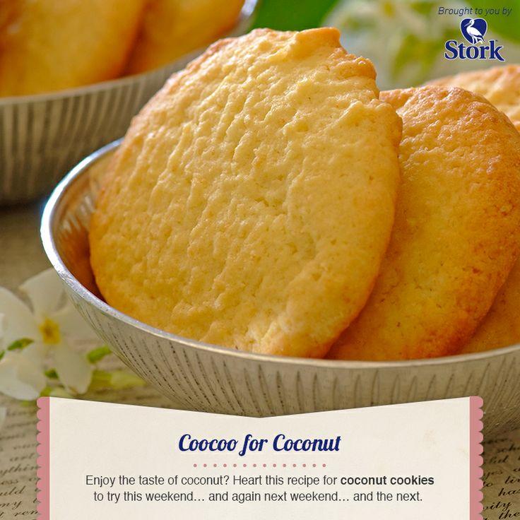 Coconut cookies #recipe