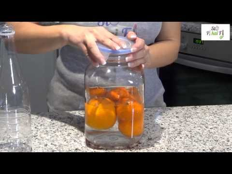 Γλυκό του κουταλιού μανταρίνι - YouTube
