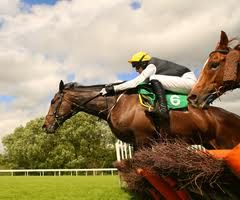 The National Hunt Jumping Races
