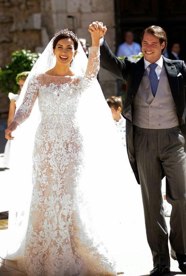 casamento-real-luxemburgo-principe-felix-claire-17-vestido-de-noiva-elie-saab                                                                                                                                                                                 Mais
