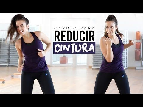 Rutina de cardio para reducir cintura | 20 minutos - YouTube