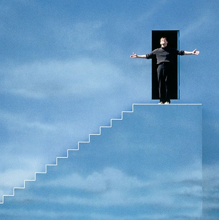 The Truman Show (1998) We accept the reality of the world with which we are presented, it's as simple as that..