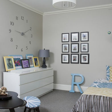 Boys Neutral Playroom