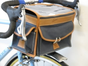 Love the classic look and sturdy construction of Berthoud bags. They're pricey for a production bag, but the thought that goes into them is born from decades of use.