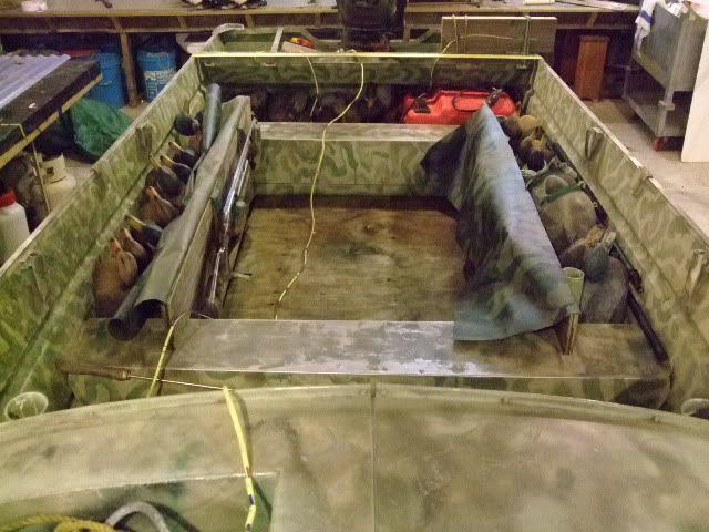 Decoy Storage For Boats Duck Boat Pinterest Duck Boat