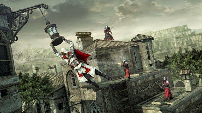 Caracteristicas y Requisitos de juegos: Assassin's Creed 2: Brotherhood