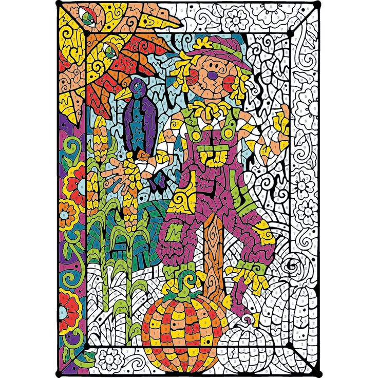 color counts garden creative activities coloring books mindware - Mindware Coloring Books