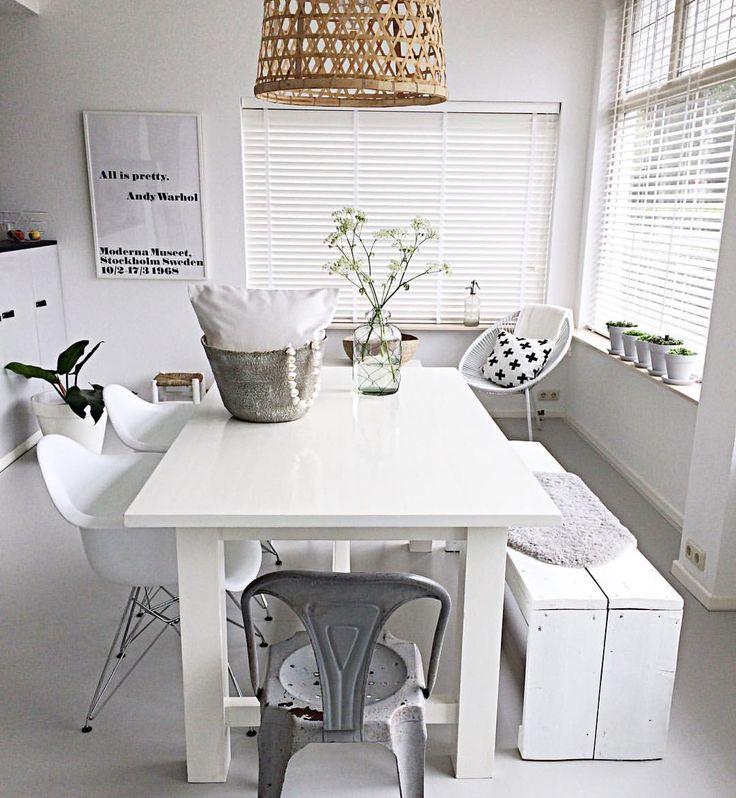 Sylvia Broekhof @sylslifestyle on Instagram photos Interieur   styling   zwart   wit   grijs   hout   diy   man   3 zoons  sylslifestyle@gmail.com  ... - igbox