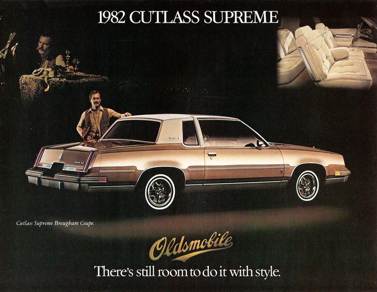 1982 Oldsmobile Cutlass Supreme Brougham Coupe | von aldenjewell