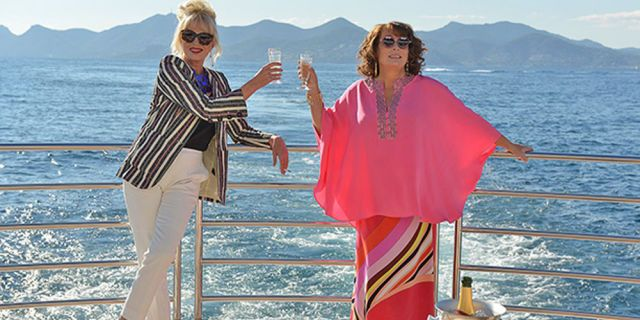 The First Trailer For 'Absolutely Fabulous: The Movie' Is Here