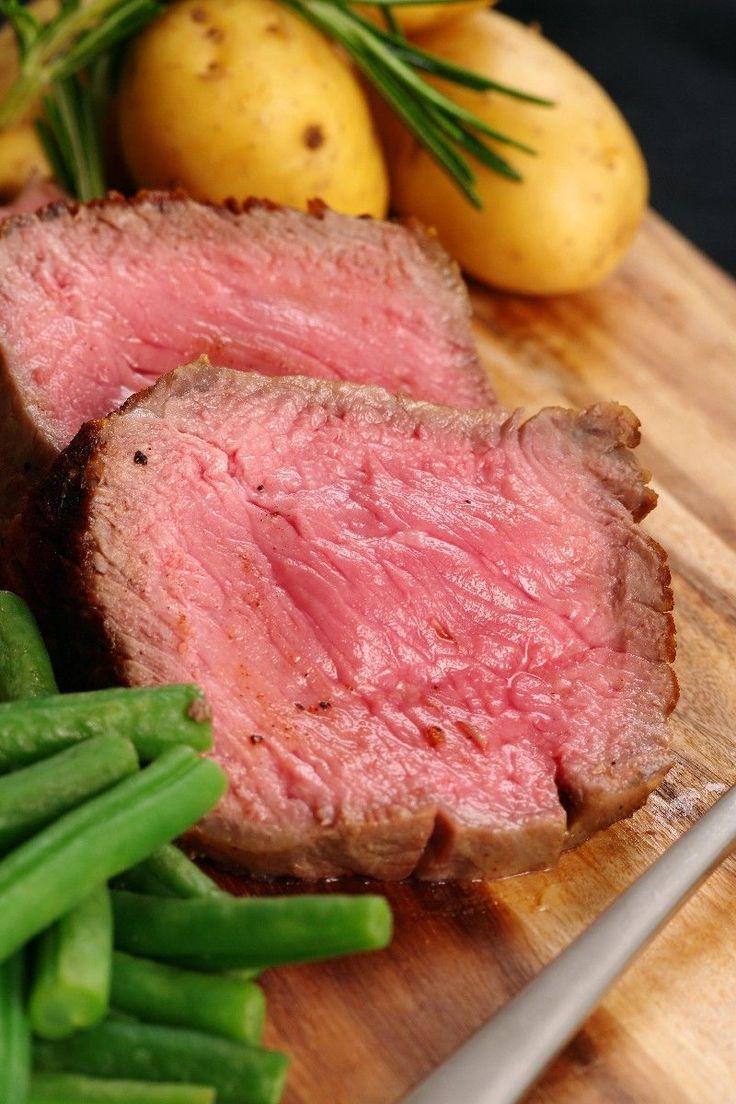 Fabulous Beef Tenderloin Recipe - Only 3 Ingredients!