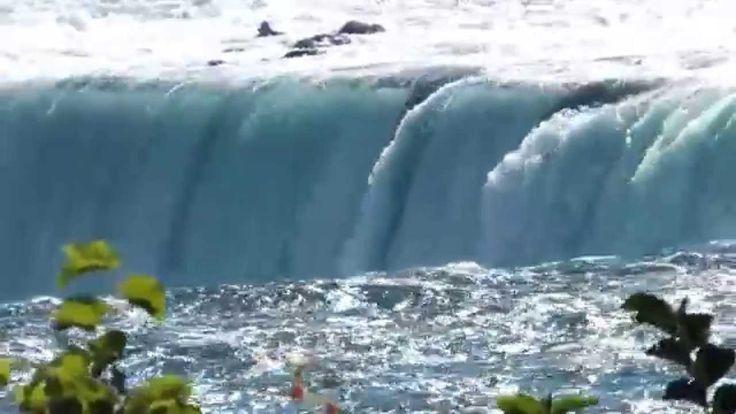 Niagara Falls At The Brink