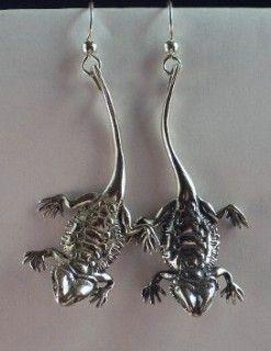 Bearded Dragon Jewelry? SO WANT!