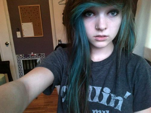 easy-emo-hairstyles-for-girls-6 : Easy Emo Hairstyles For Girls ...