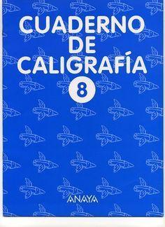 El cuaderno de caligrafía 8, es un cuadernillo de ejercicios de caligrafía en cuadrícula con 16 fichas listas para imprimir. Es perfecto para niños de educación primaria que comienzan a escribir y …